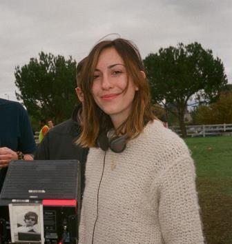 Gia Coppola, director of PALO ALTO, playing at the San Francisco International Film Festival, Apil 24- May 8, 2014.