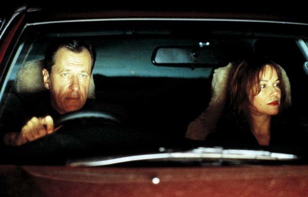 Geoffrey Rush and Barbara Hershey in Lantana
