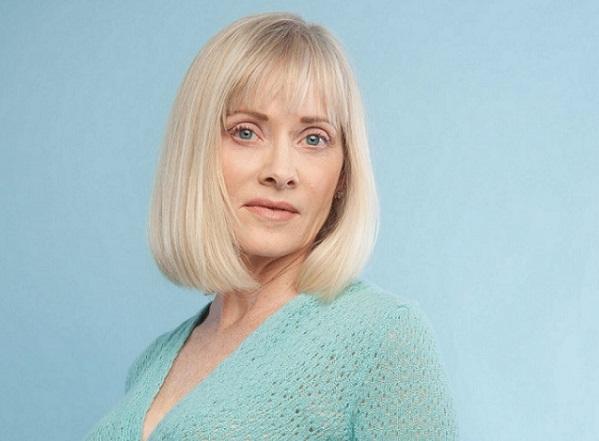Barbara Crampton bold and the beautiful