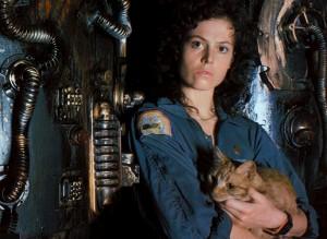 Character Piece: Ellen Ripley (Sigourney Weaver) In <em>The Alien Quadrilogy</em>