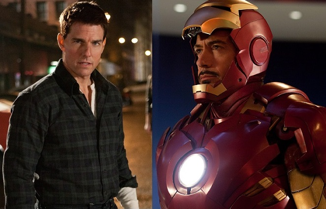 Image result for TOM CRUISE AS IRON MAN