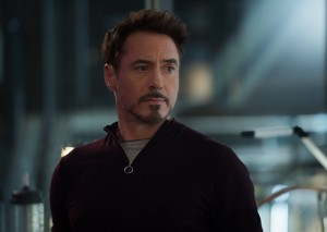 Robert Downey Jr: <em>Captain America: Civil War</em>
