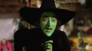 Character Piece: The Wicked Witch (Margaret Hamilton) In <em>The Wizard Of Oz</em>