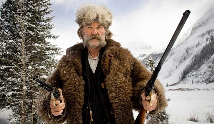 Kurt Russell Guns Blazing With The Hateful Eight Filmink