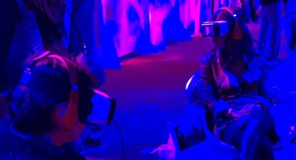 VR fun at The Tribeca Film Festival