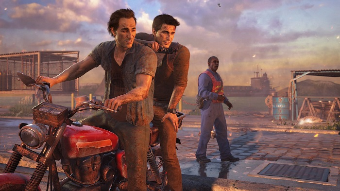 They Should Make A Movie Of That Uncharted 4 A Thief S End