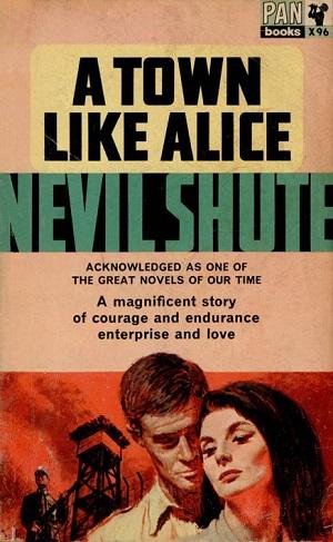 The novel by Nevil Shute