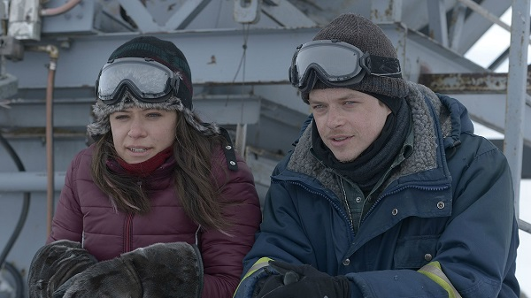 Tatiana Maslany and Dane DeHaan in Two Lovers And A Bear