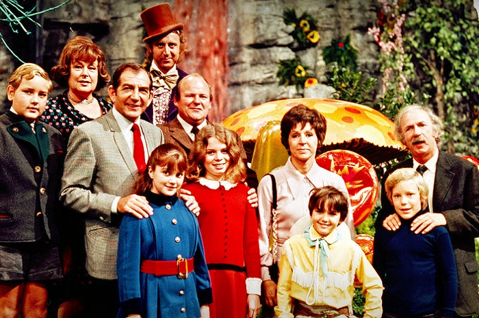 Casting Director For Charlie And The Chocolate Factory