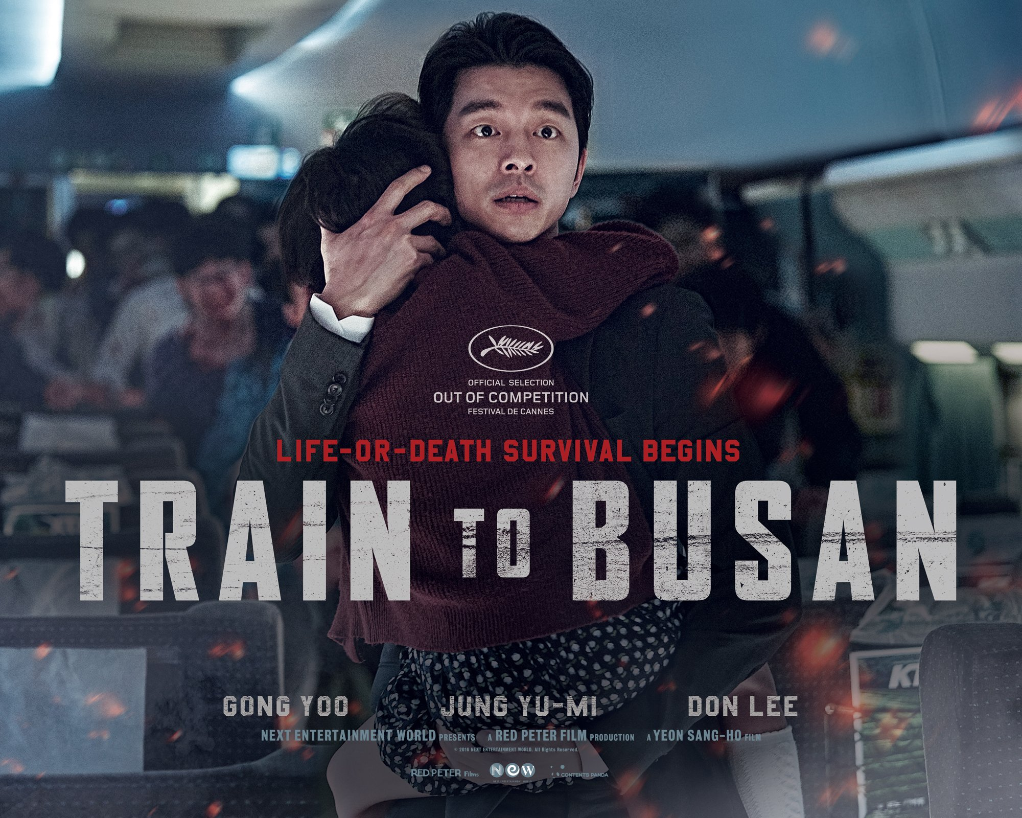 Korean Zombie Apocalypse Thriller TRAIN TO BUSAN Will Be Released In
