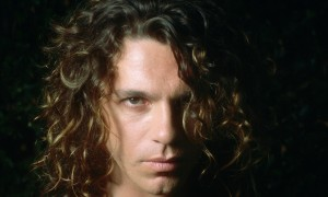 1987 --- Michael Hutchence is lead singer of the rock band INXS. --- Image by © Lynn Goldsmith/CORBIS