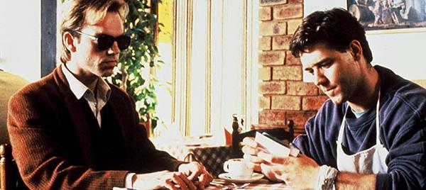 Hugo Weaving and Russell Crowe in Proof