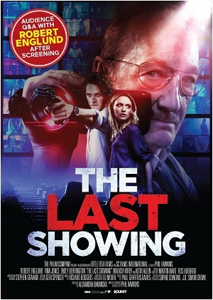THE LAST SHOWING B1 poster 2
