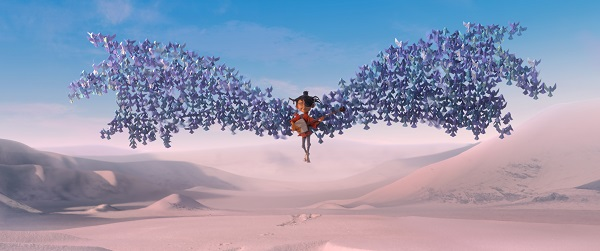 A scene from Kubo And The Two Strings