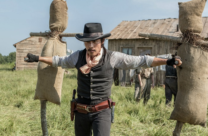 Byung-hun Lee in The Magnificent Seven