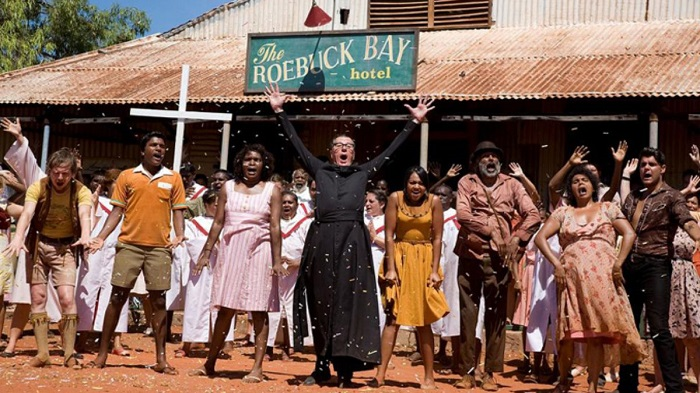 australia bran nue dae and the Bran nue dae is a 2009 australian musical comedy-drama film directed by rachel perkins and written the film was theatrically released in australia on 14 january.