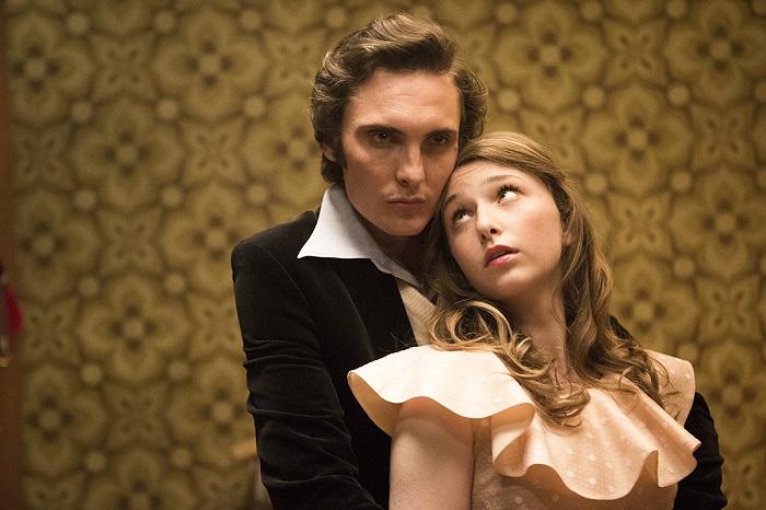 Eamon Farren and Bethany Whitmore in Girl Asleep