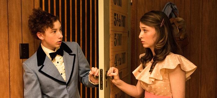 Harrison Feldman and Bethany Whitmore in Girl Asleep