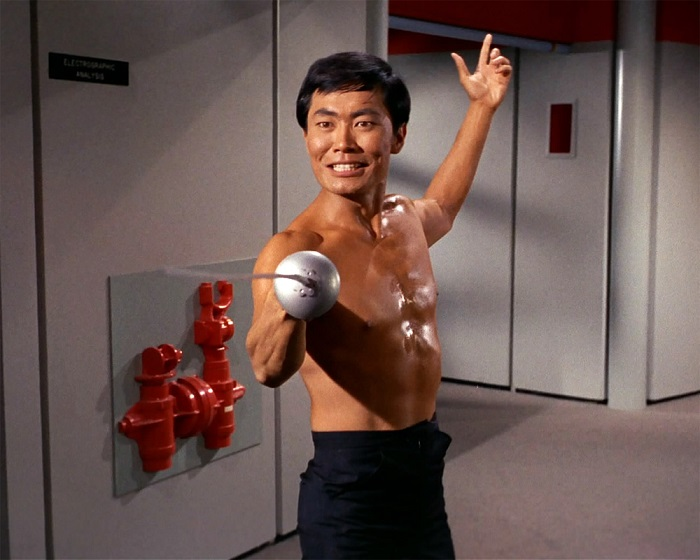 George Takei at his best!