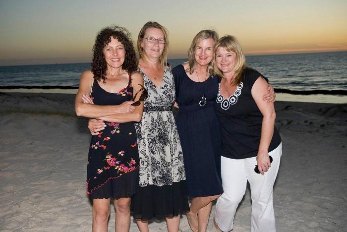 diana_josie_gillian_kerry_at_semaphore_beach