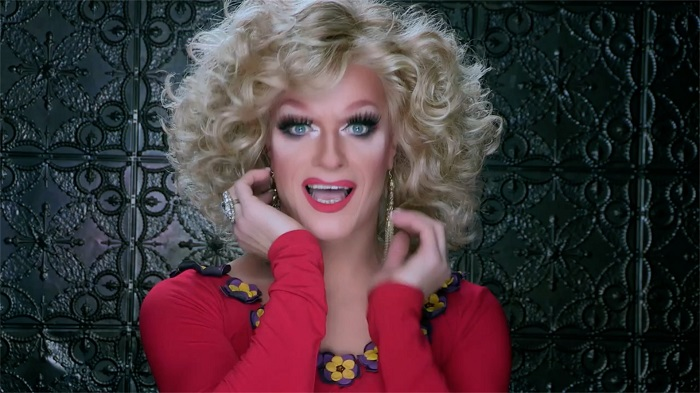 Rory O'Neill in character as Panti Bliss