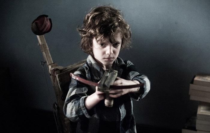 Noah Wiseman in The Babadook