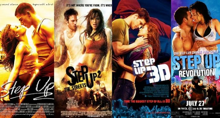 Step Up Filme Stream