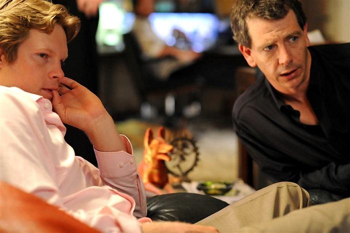 Ben Mendelsohn with Luke Ford in Animal Kingdom