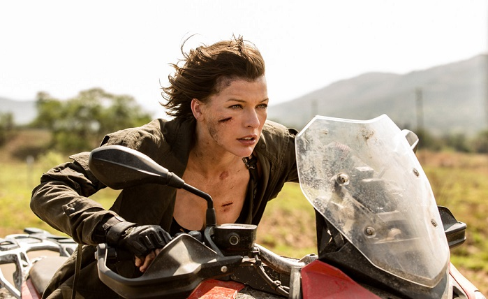 Milla Jovovich Closing The Book With Resident Evil The Final Chapter Filmink
