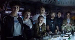 Alien Last Supper