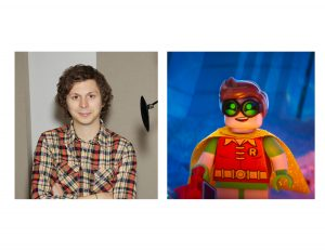 Michael Cera as Robin