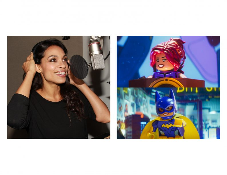 Rosario Dawson as Barbara Gordon/Batgirl