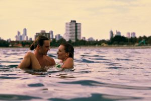Dustin Clare and Camille Kennan in Sunday