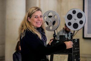 Thier Finest director, Lone Scherfig