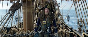 Geoffrey Rush: <i>Pirates</i> Is More Than Just A Pay Cheque