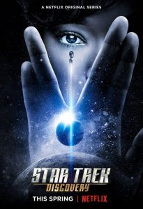 <i>Star Trek: Discovery</i> Gets a Trailer and Key Art