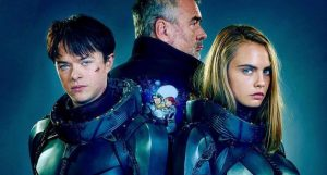 Luc Besson and friends