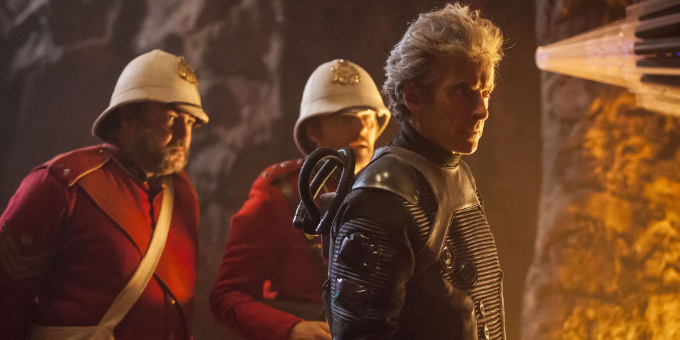 Doctor Who - Empress of Mars