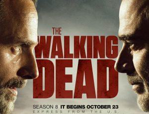 <em>The Walking Dead</em> Season 8 Gets a Huge Extended Trailer
