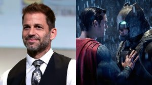 Zack Snyder Steps Down From the DCEU