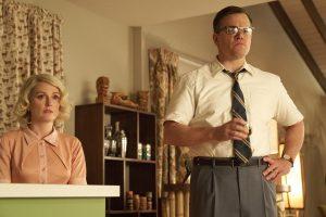 Matt Damon is a Mad Dad in the <em>Suburbicon</em> Trailer