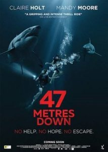 Win a Double Pass to <em>47 Metres Down</em>