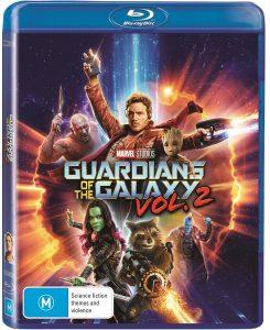 Win a <em>Guardians of the Galaxy Vol. 2</em> Prize Pack