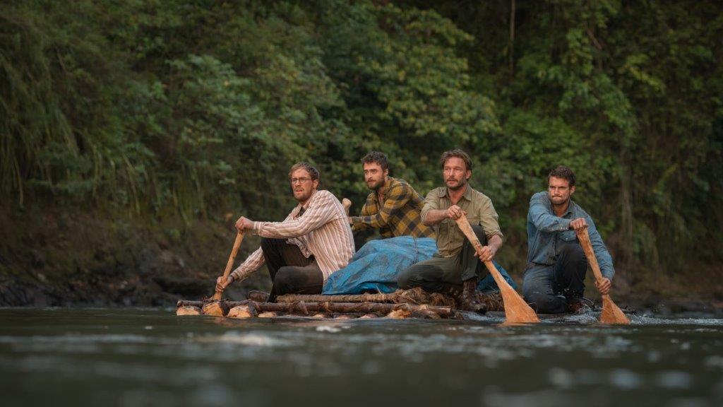 Jungle_Alex Russell (Kevin) Daniel Radcliffe (Yossi) Joel Jackson (Marcus) Thomas Krestchmann (Karl) 3 (002)