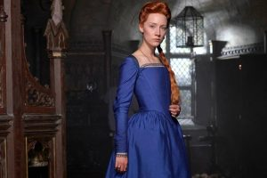 Great Scot! Here's Saoirse Ronan as Mary