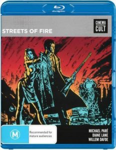 Win <em>Streets of Fire</em> on Blu Ray