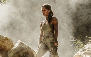 There's a Tomb. It Gets Raided. Must be the <em>Tomb Raider</em> Trailer