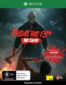 Win <em>Friday the 13th - The Game</em> on Xbox One and PS4!