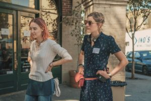 Saoirse Ronan Grapples With Growing Up in the <em>Lady Bird</em> Trailer