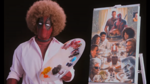 The First Teaser for <em>The Untitled Deadpool Sequel</em> is Here